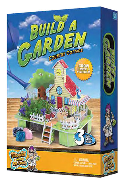 Build a Garden - Country Cottage