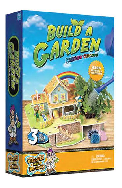 Build a Garden - Rainbow Cottage