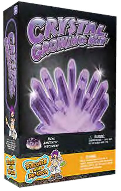 Crystal Growing Kit - Amethyst