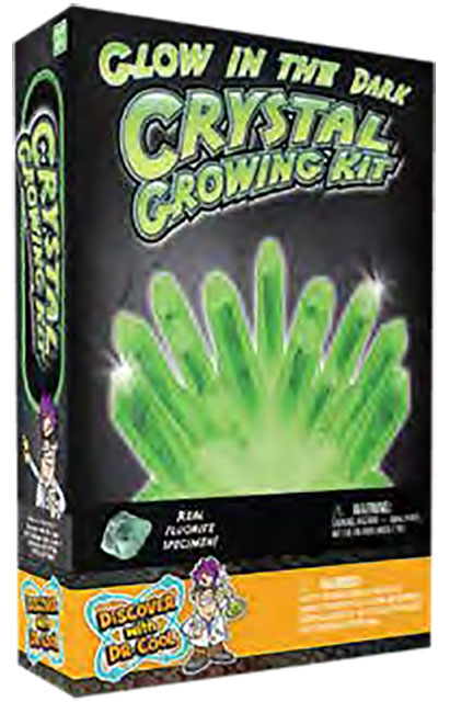 Crystal Growing Kit - Fluorite